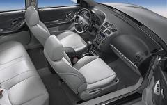 2007 Chevrolet Malibu interior