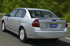 2007 Chevrolet Malibu exterior