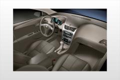 2008 Chevrolet Malibu interior