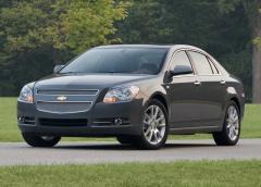 2008 Chevrolet Malibu Photo 4