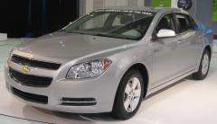 2008 Chevrolet Malibu Photo 6