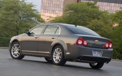 2009 Chevrolet Malibu Photo 3