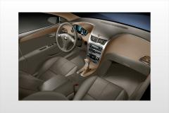 2009 Chevrolet Malibu interior