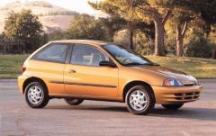 1999 Chevrolet Metro Photo 1