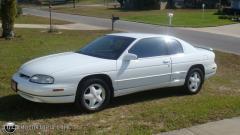 1996 Chevrolet Monte Carlo Photo 1