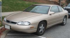 1999 Chevrolet Monte Carlo Photo 1