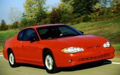 2000 Chevrolet Monte Carlo exterior