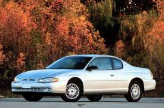 2001 Chevrolet Monte Carlo Photo 1