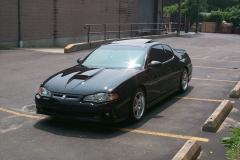 2002 Chevrolet Monte Carlo Photo 1