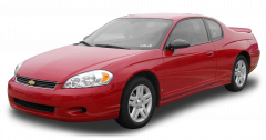 2006 Chevrolet Monte Carlo Photo 1