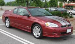 2006 Chevrolet Monte Carlo Photo 2