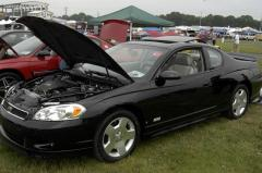 2006 Chevrolet Monte Carlo Photo 3