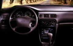 1999 Chevrolet Prizm interior