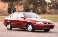 1999 Chevrolet Prizm Photo 3