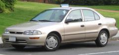 1999 Chevrolet Prizm Photo 4