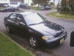 1999 Chevrolet Prizm Photo 5
