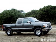 1999 Chevrolet Silverado 1500 Photo 3
