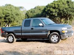 1999 Chevrolet Silverado 1500 Photo 4