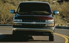 1999 Chevrolet Silverado 1500 exterior