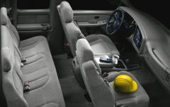 1999 Chevrolet Silverado 1500 interior
