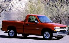 2000 Chevrolet Silverado 1500 Photo 2