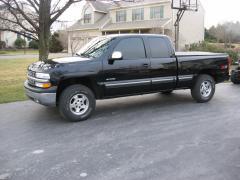 2000 Chevrolet Silverado 1500 Photo 3