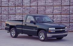 2000 Chevrolet Silverado 1500 exterior
