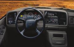 2000 Chevrolet Silverado 1500 interior
