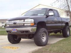 2001 Chevrolet Silverado 1500 Photo 2