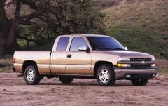 2001 Chevrolet Silverado 1500 exterior