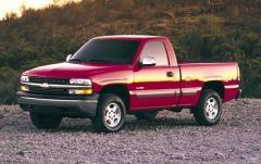 2002 Chevrolet Silverado 1500 exterior