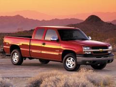 2003 Chevrolet Silverado 1500 Photo 1