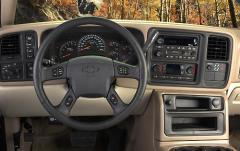 2004 Chevrolet Silverado 1500 interior