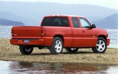 2005 Chevrolet Silverado 1500 exterior