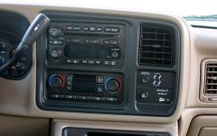 2006 Chevrolet Silverado 1500 interior