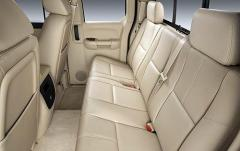 2008 Chevrolet Silverado 1500 interior