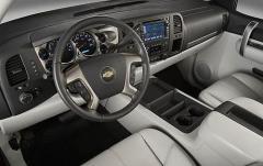 2011 Chevrolet Silverado 1500 interior