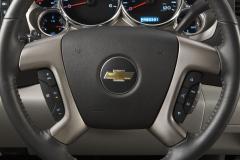 2012 Chevrolet Silverado 1500 interior