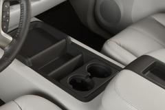 2013 Chevrolet Silverado 1500 interior