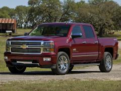 2014 Chevrolet Silverado 1500 Photo 1