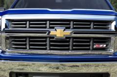 2014 Chevrolet Silverado 1500 exterior