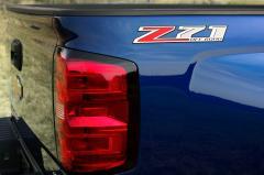 2015 Chevrolet Silverado 1500 exterior