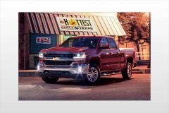2018 Chevrolet Silverado 1500 exterior