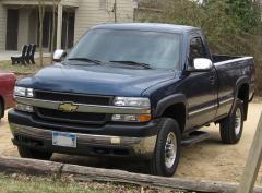 2002 Chevrolet Silverado 2500 Photo 5