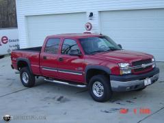 2003 Chevrolet Silverado 2500HD Photo 1