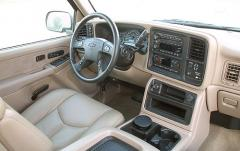 2005 Chevrolet Silverado 2500HD interior