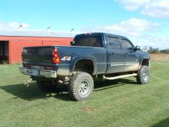 2005 Chevrolet Silverado 2500HD Photo 5