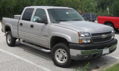 2005 Chevrolet Silverado 2500HD Photo 2