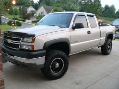 2005 Chevrolet Silverado 2500HD Photo 6
