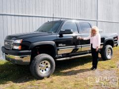 2005 Chevrolet Silverado 2500HD Photo 7